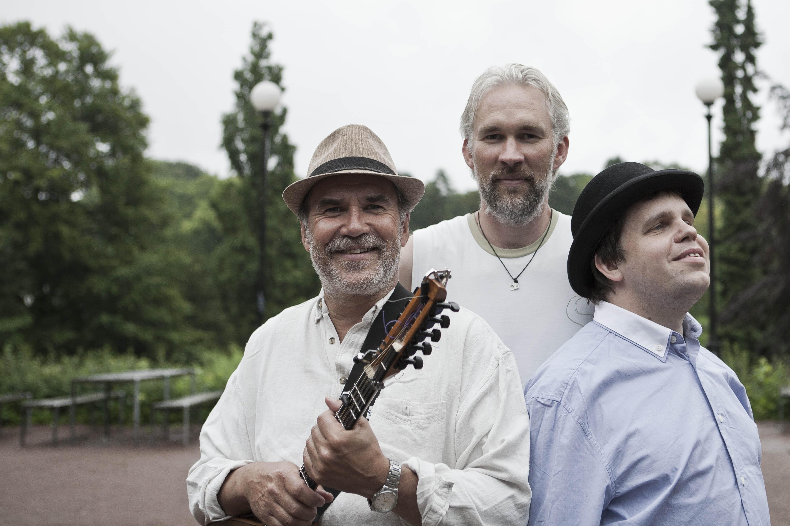 Bild på Ale Möller trio