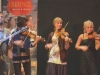 Musikkonservatoriets elever spelar till dans